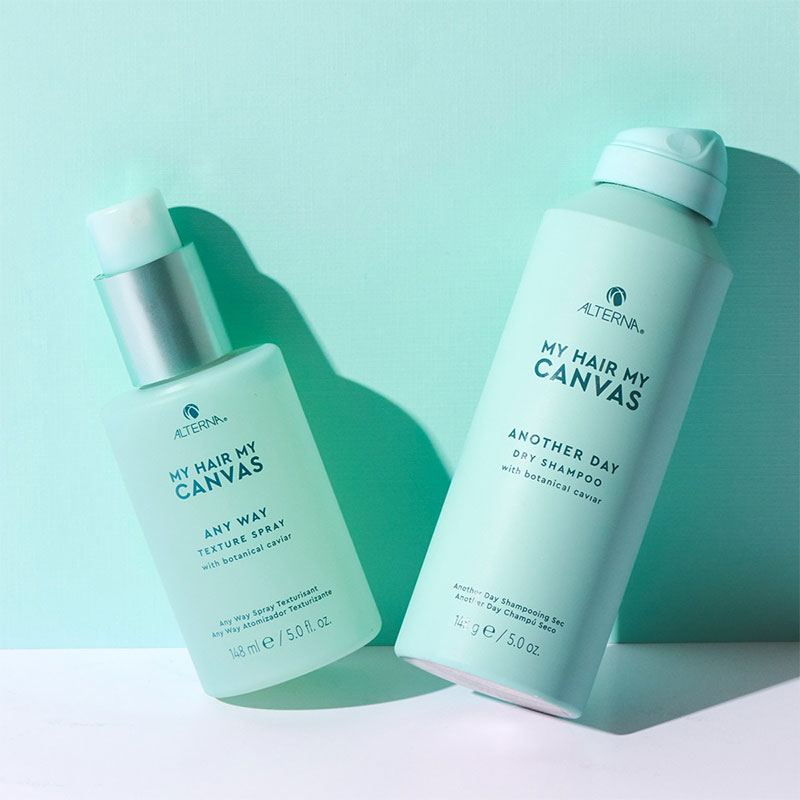 Alterna Luxury Haircare - My Hair My Canvas products