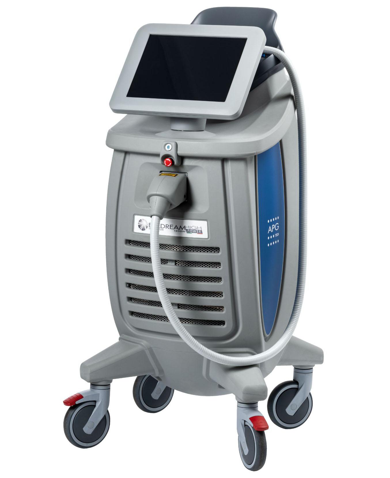 New Epildream Machine