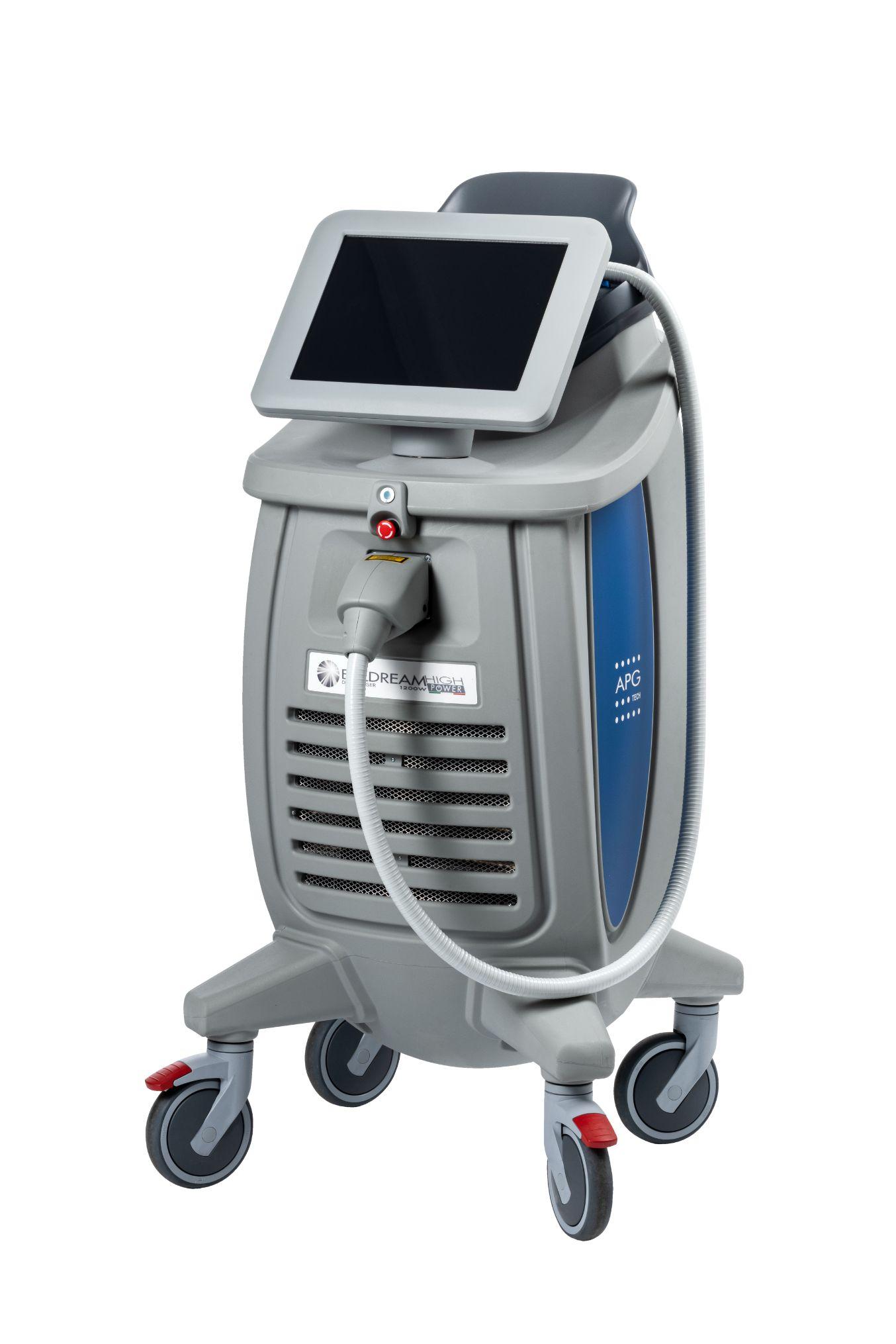 New Epildream Machine High Power